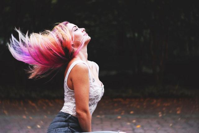 Модный цвет волос 2018 году - актуальные идеи, фото и видео