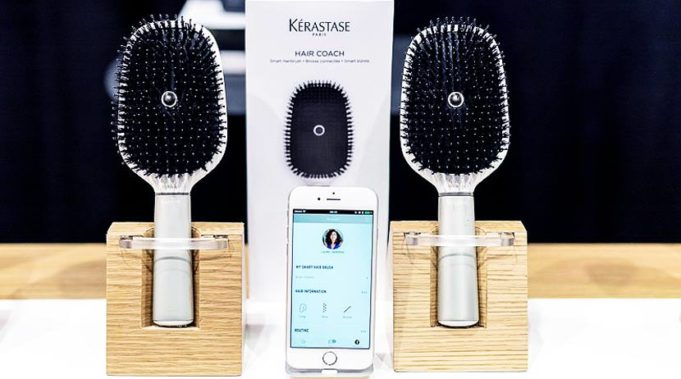 Смарт-расческа Kerastase Hair Coach - умная расческа позаботиться о ваших волосах