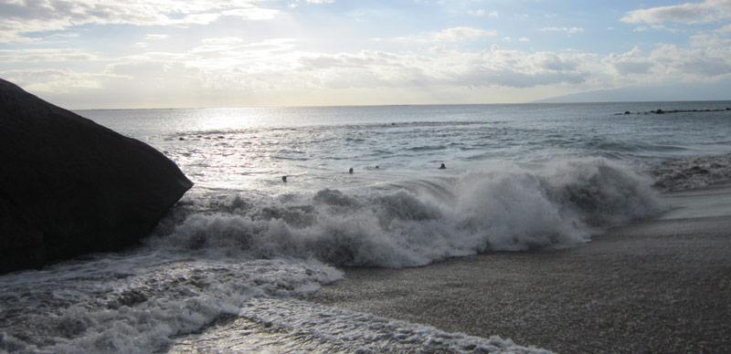 Влияние морской воды