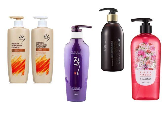 Лучшие корейские шампуни для волос