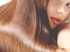 Фото: Волосы после кератина