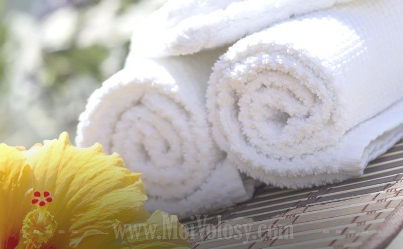 Уход для волос дома: паровая баня, цветовая баня, СПА-процедуры