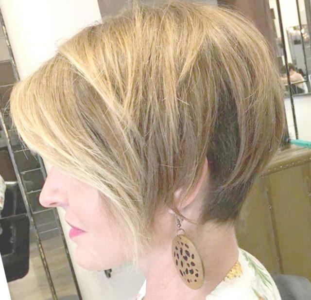 Фото пикси на средние волосы