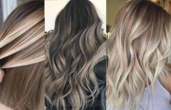 Фото: Окрашивание волос балаяж