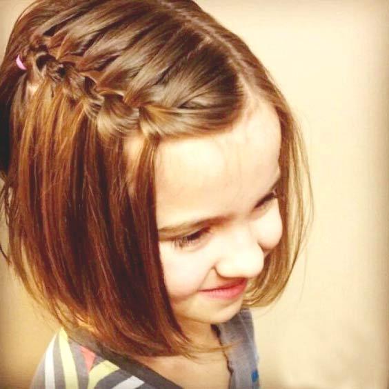 Фото: Какие прически на короткие волосы в школу?