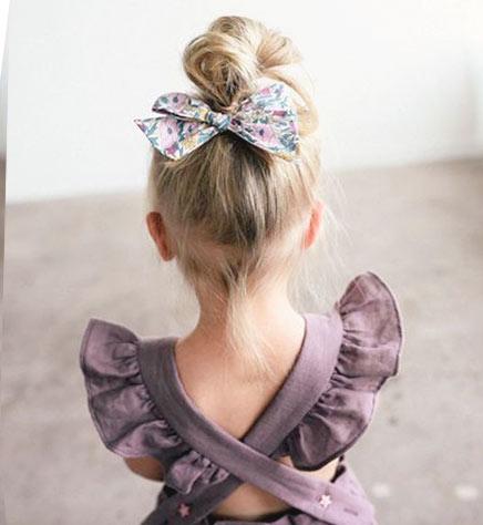Фото прически для волос девочке