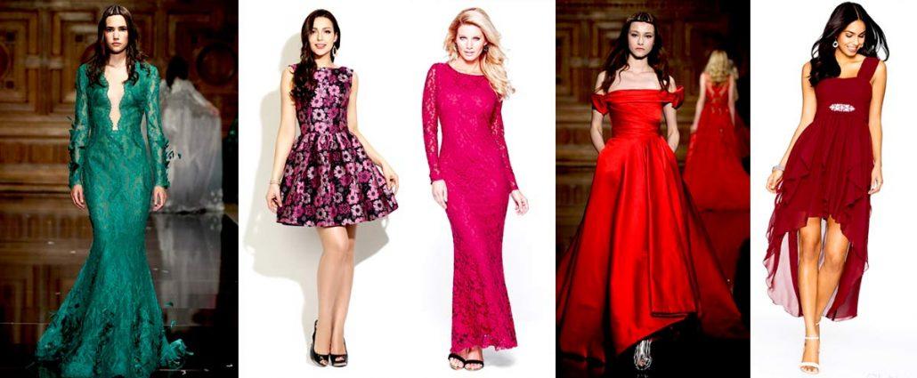 Новинки в платьях 2017